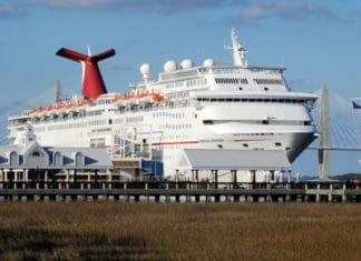 Port of Charleston, South Carolina