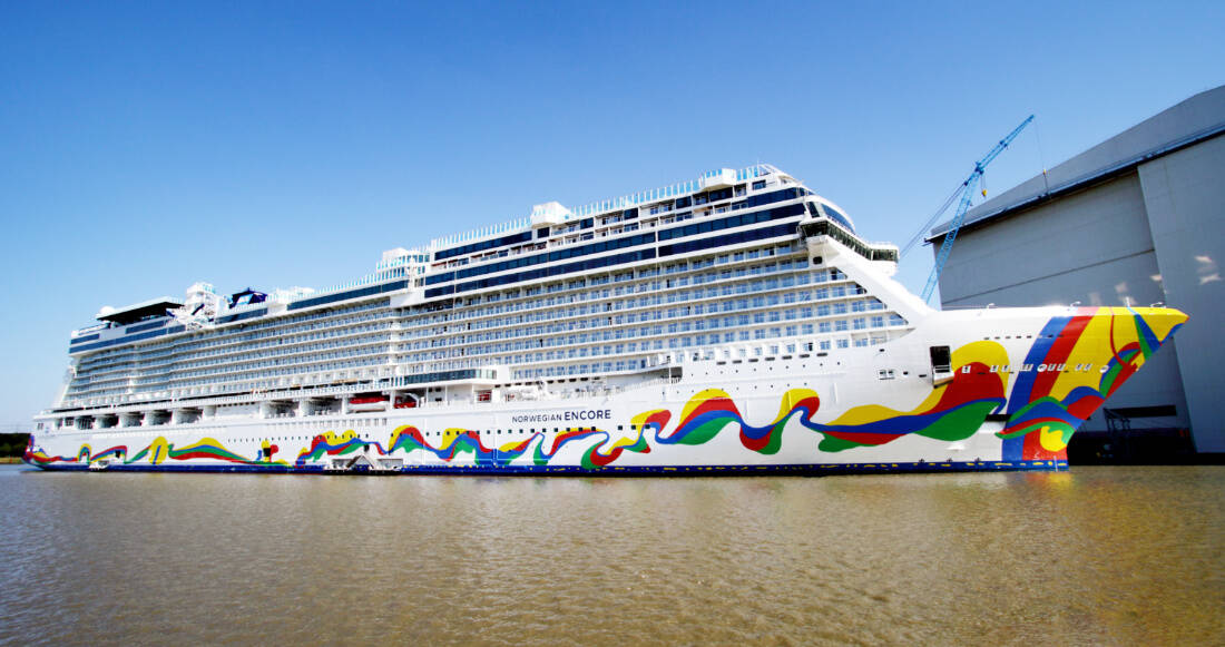 Image result for norwegian encore ship""