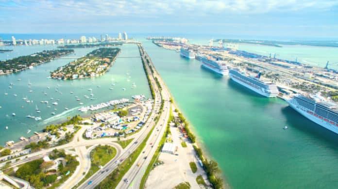 PortMiami, Florida