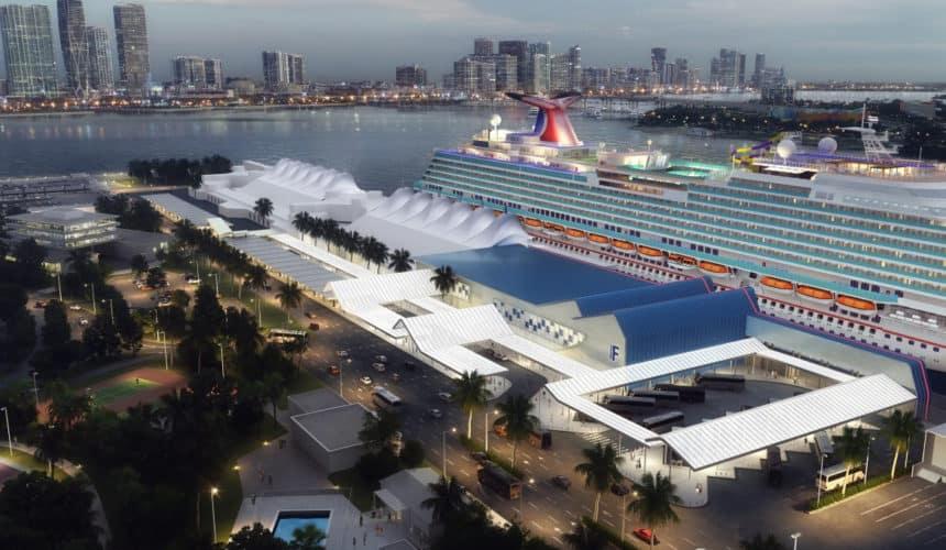 Carnival Miami Terminal F