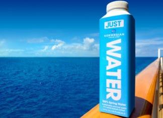 Norwegian Cruise Line Water Bottle
