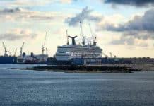 Grand Bahama Shipyard, Freeport