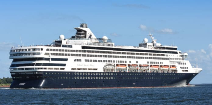 Veendam Cruise Ship