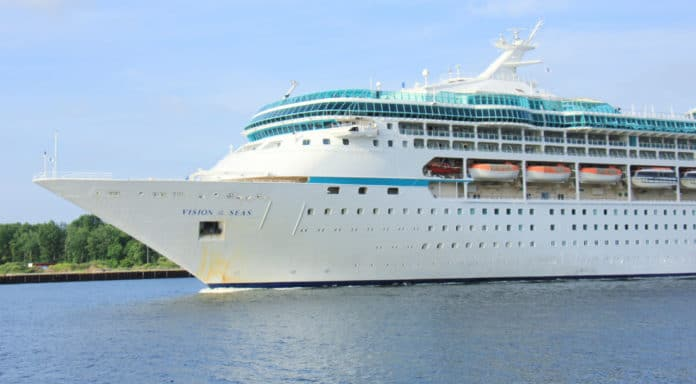 Vision of the Seas Cruise Ship
