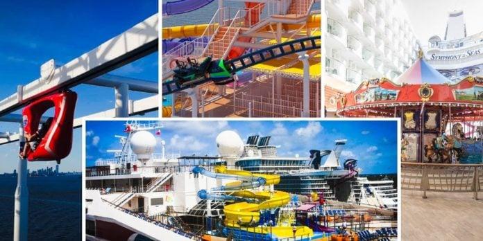 Cruise Ship Amenities