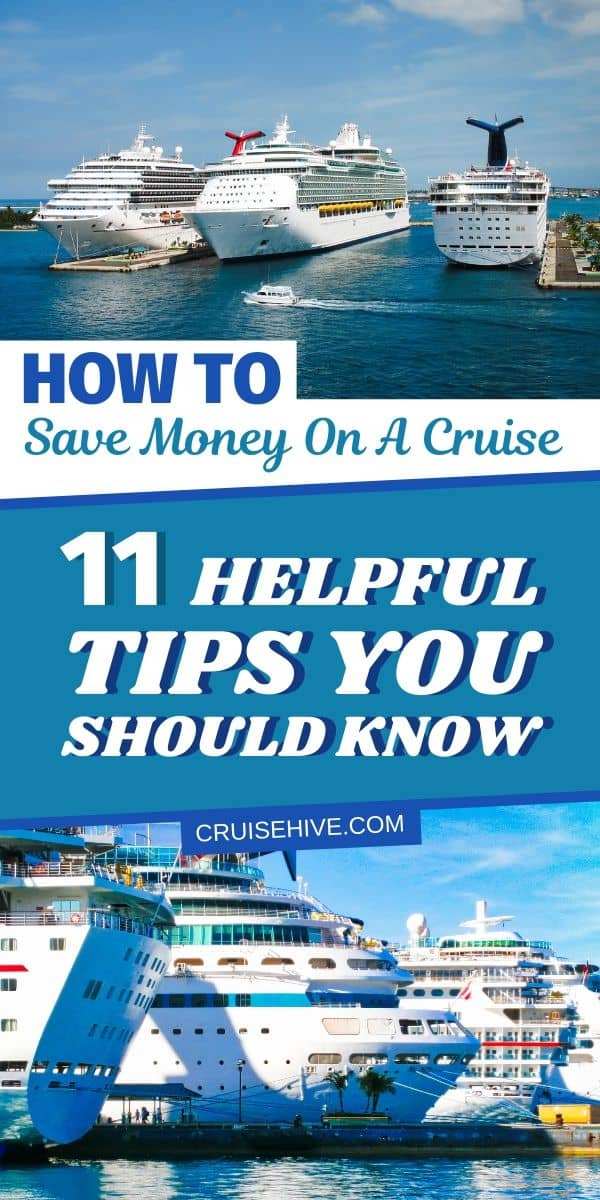 How to Save Money on a Cruise: 11 Helpful Tips You Should Know