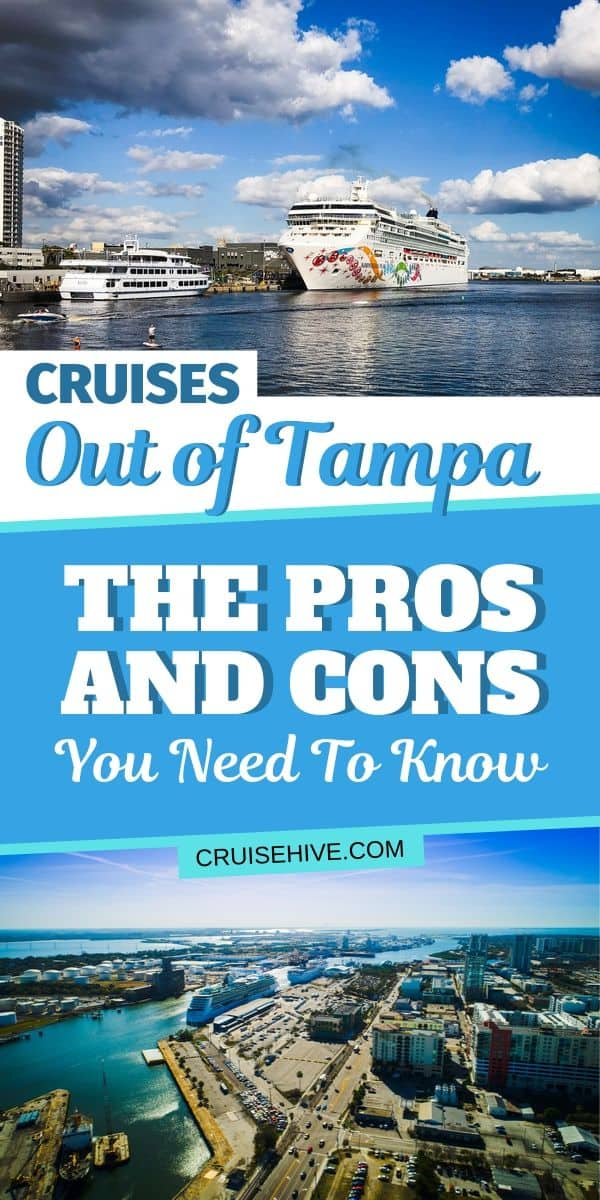 Cruises out of Tampa