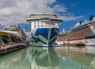 Antigua Cruise Port