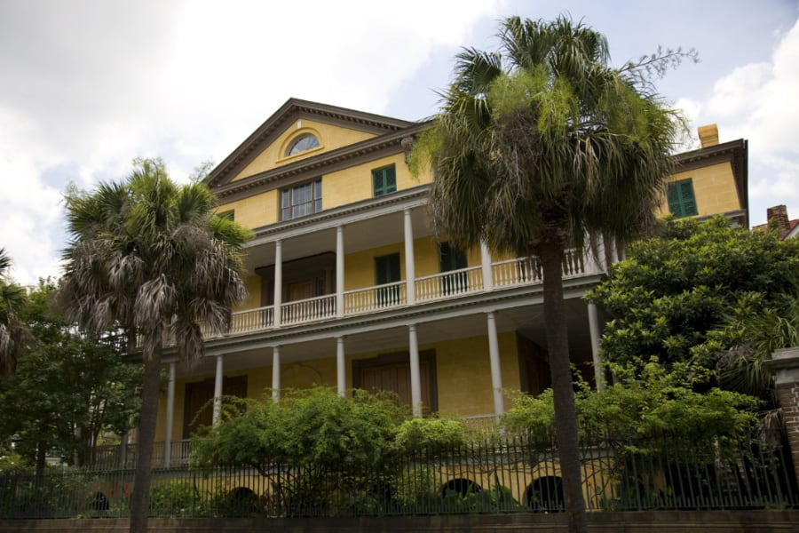 Aiken-Rhett House, Charleston