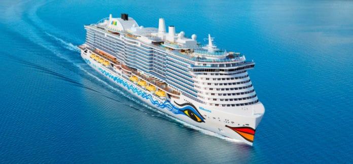 Aidacosma Cruise Ship
