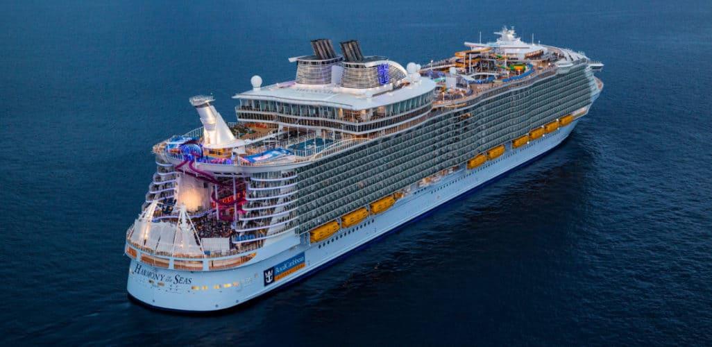 Royal Caribbean's Harmony of the Seas