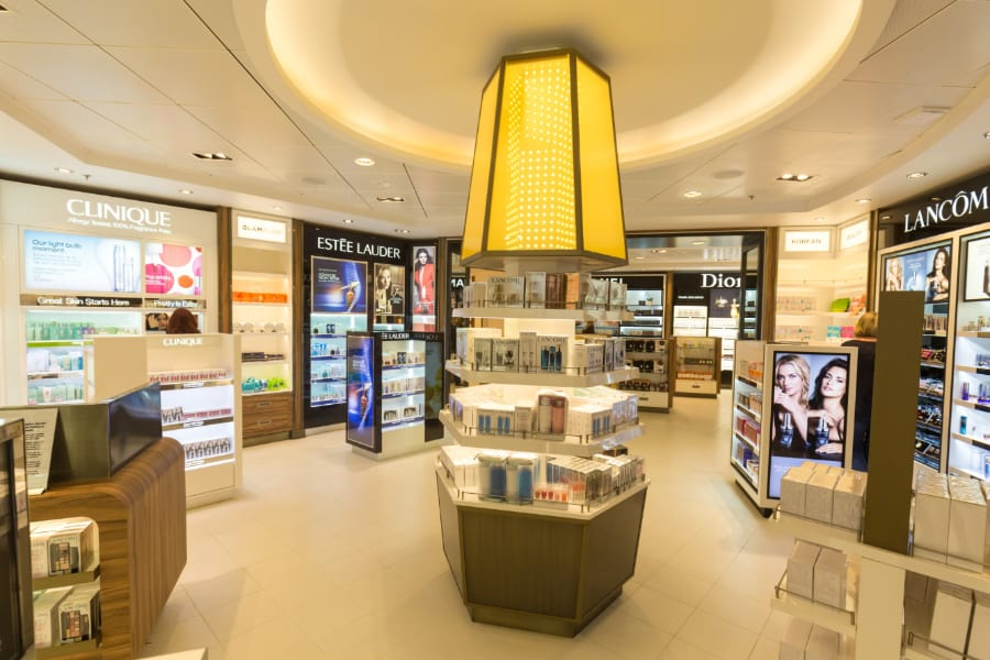 Harmony of the Seas Retail Store