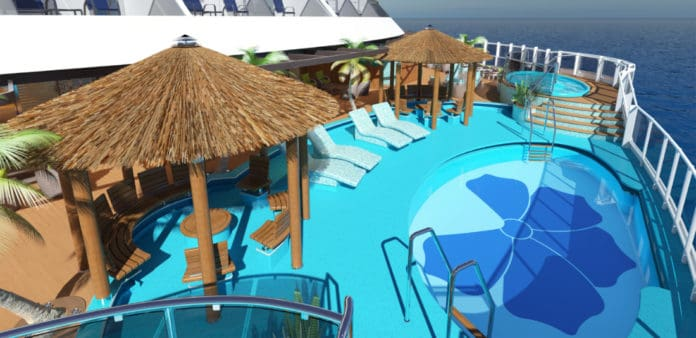 Havana Pool Deck