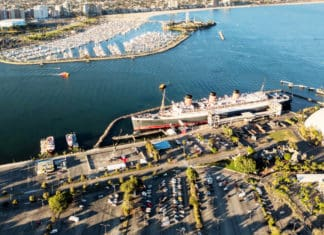 Long Beach Cruise Terminal Parking