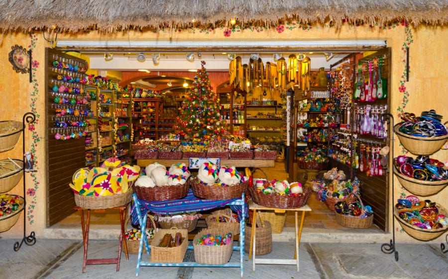 Store in Playa del Carmen