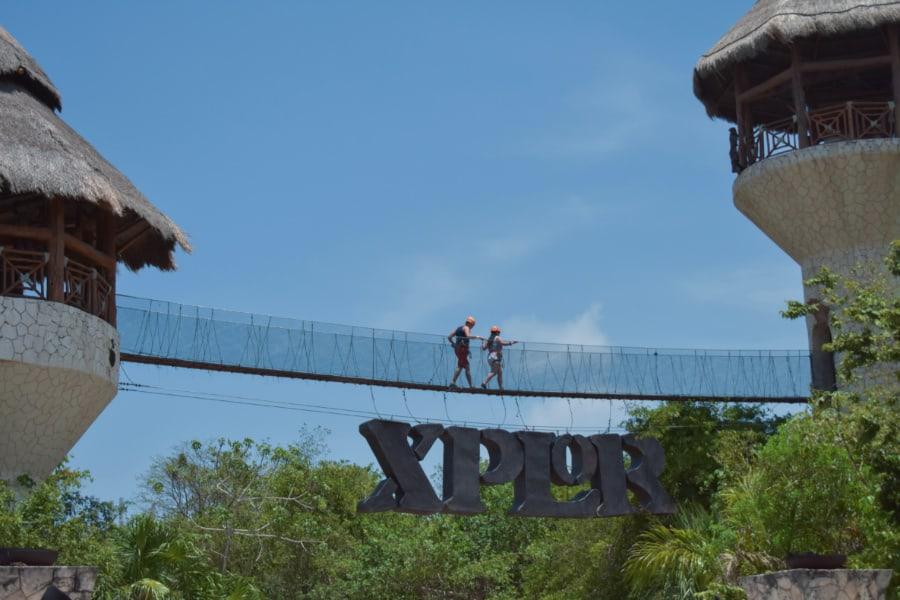 Xplor, Near Playa del Carmen