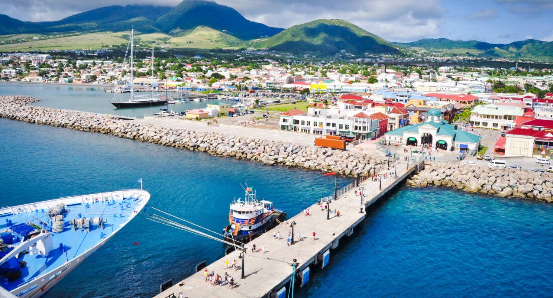 St. Kitts Cruise Port