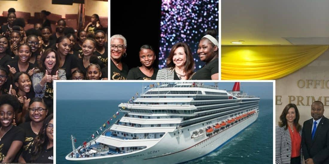 Carnival Cruise Line President