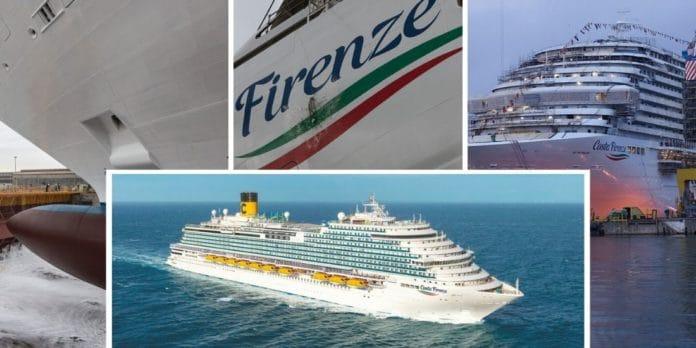 Costa Firenze Float Out