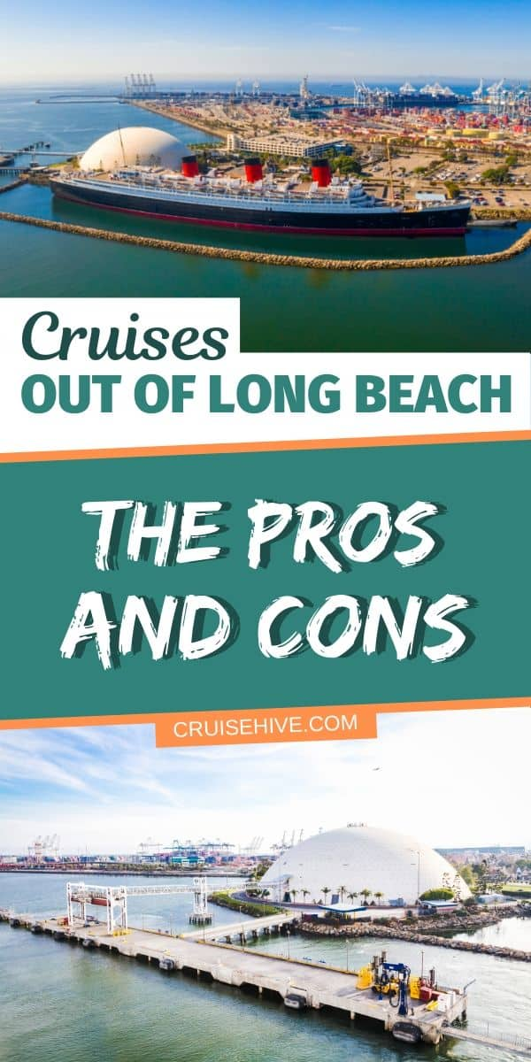 Cruises out of Long Beach
