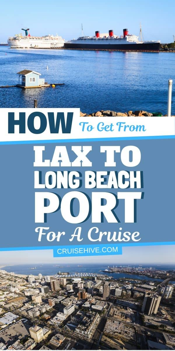 LAX to Long Beach Port