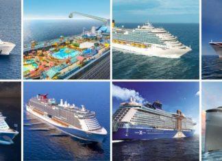 Mega Cruise Ships 2020