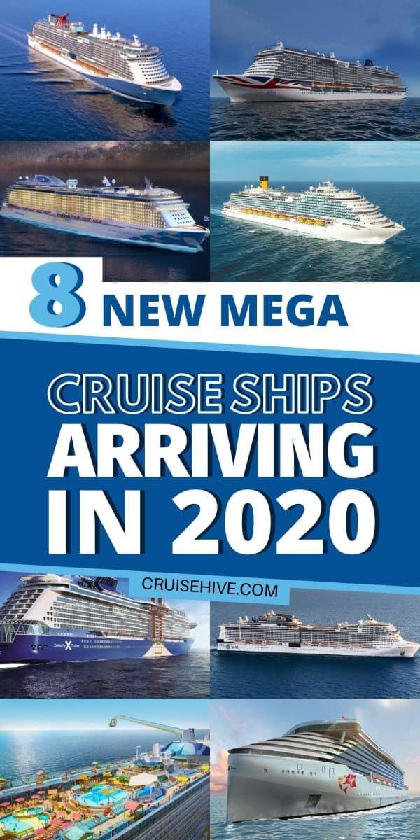 Mega Cruise Ships