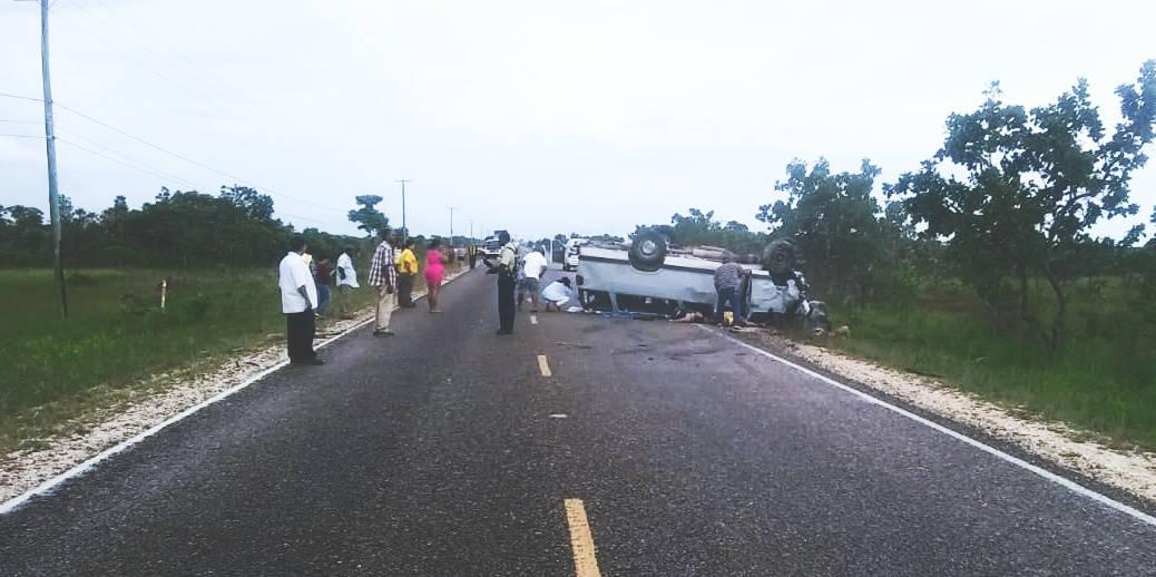 Belize Cruise Passenger Accident