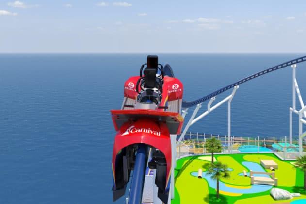 Bolt Roller Coaster