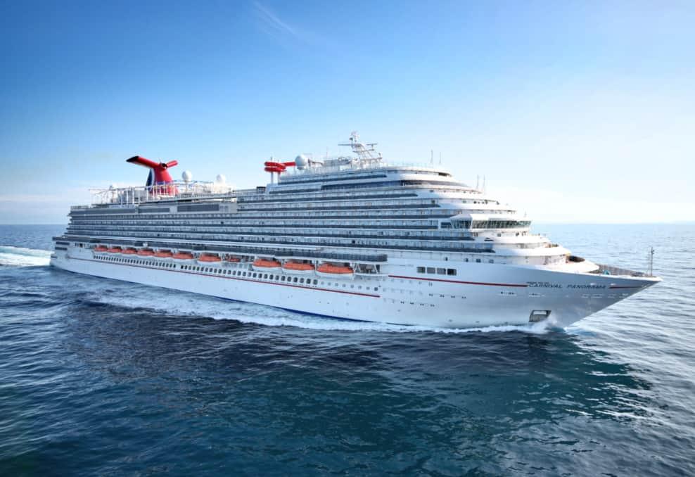 Crucero Carnival Panorama