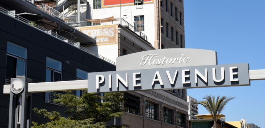 Pine Avenue, Long Beach