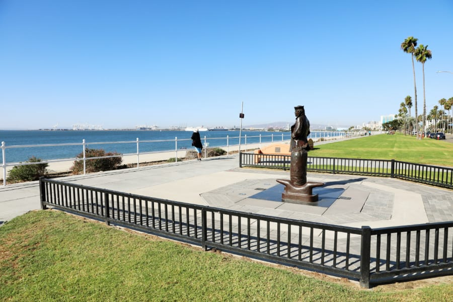 Bluff Park, things to do in Long Beach CA