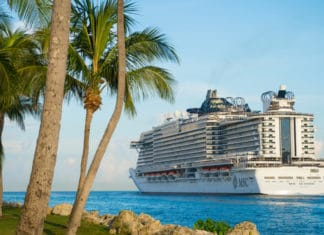MSC Cruise Ship