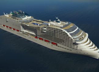 MSC Europa Cruise Ship
