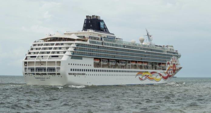 Norwegian Sun Cruise Ship