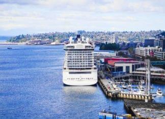 Seattle Cruise Parking