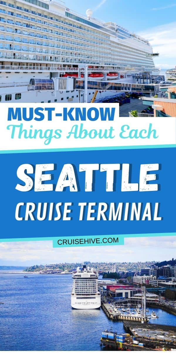 Seattle Cruise Terminal