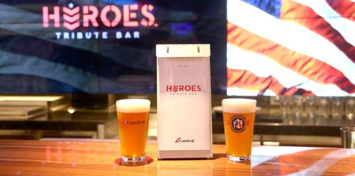 Carnival Heroes Tribute Bar