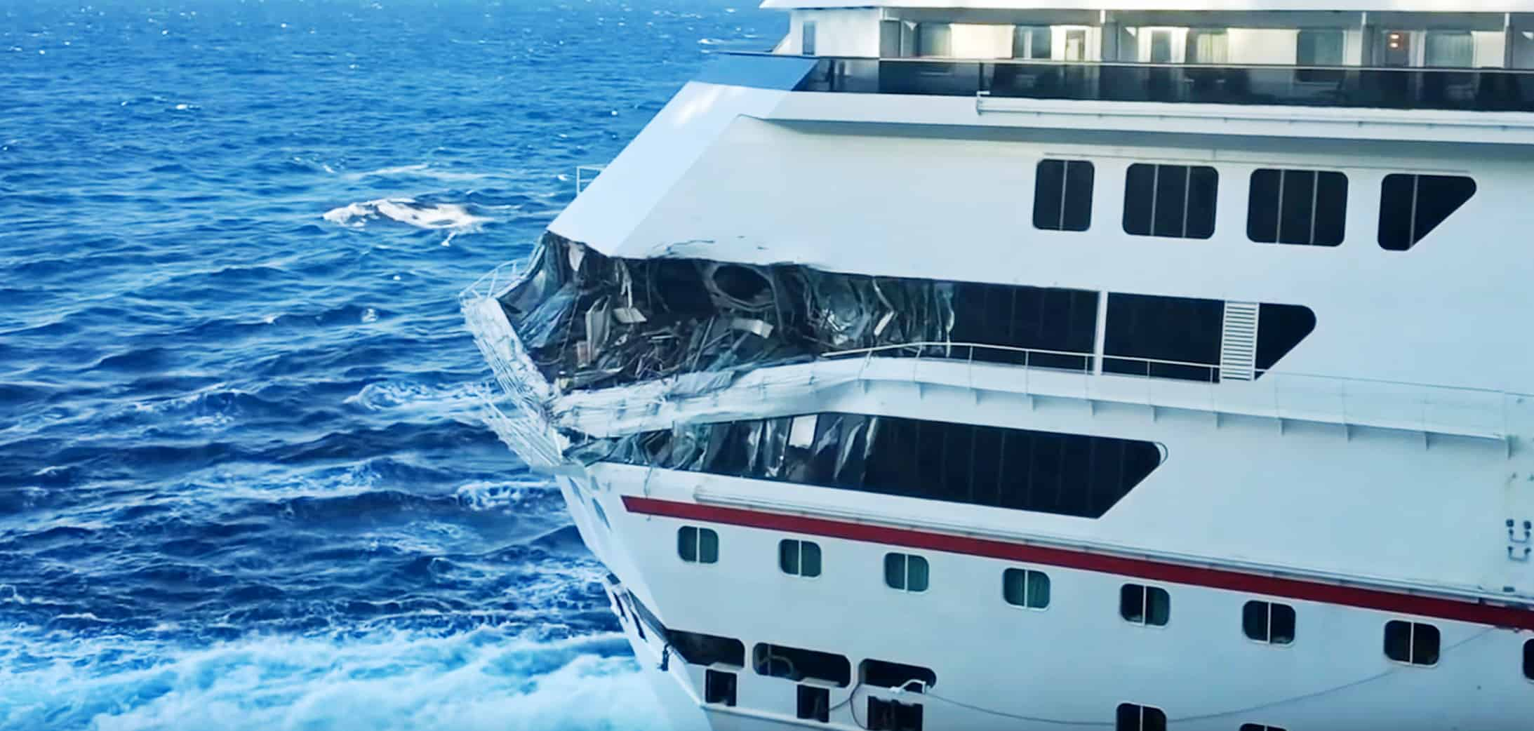 Carnival Glory Damage