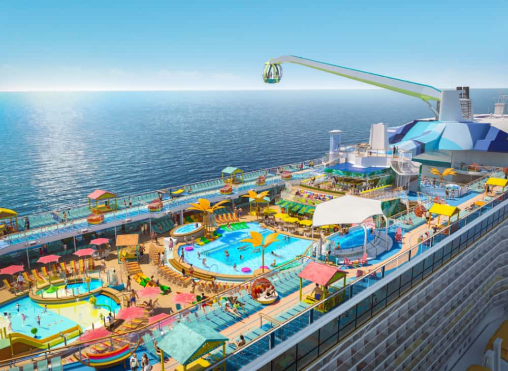 Odyssey of the Seas Rendering