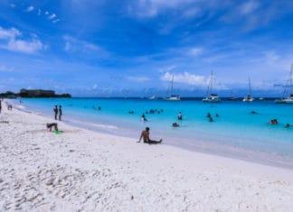 Pebbles Beach, Barbados