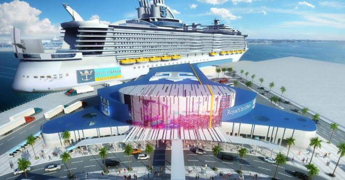 Royal Caribbean Galveston Cruise Terminal
