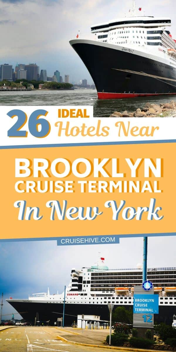 26 Ideal Hotels Near Brooklyn Cruise Terminal in New York