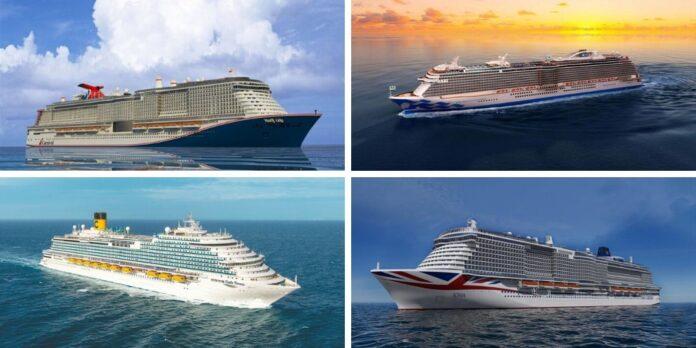 New Carnival Ships 2020