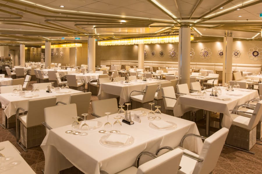 Chic Restaurant on Anthem of the Seas
