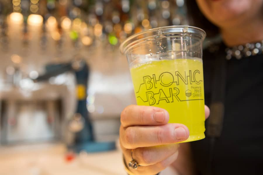 Bionic Bar Drink