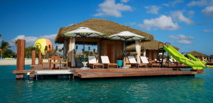 Royal Caribbean Beach Club Cabanas