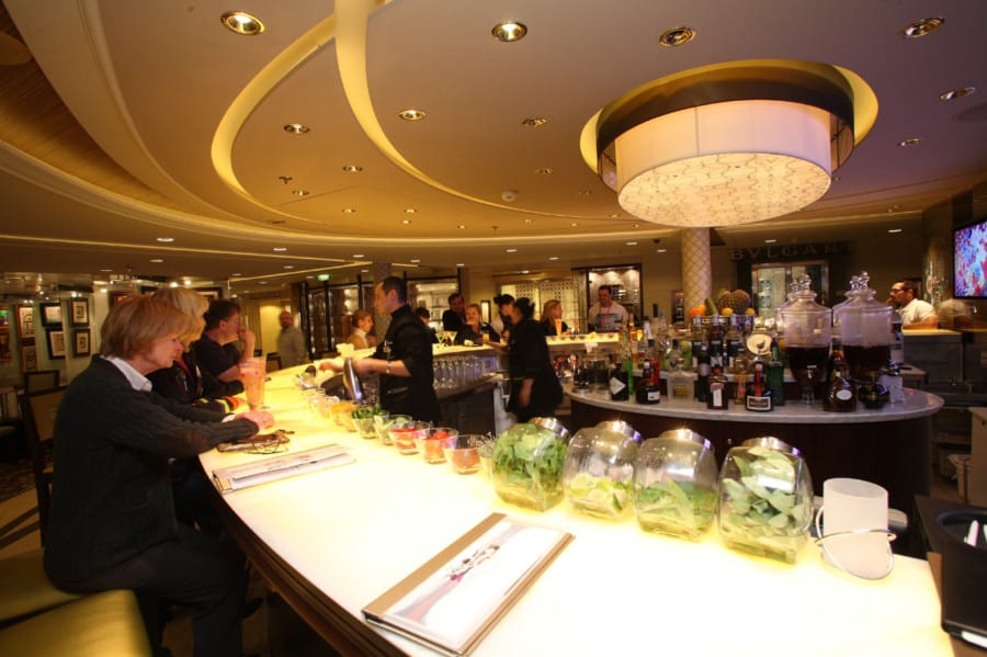 Celebrity Reflection Bar