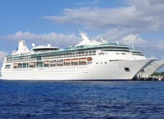Small Royal Caribbean Cruise Ship