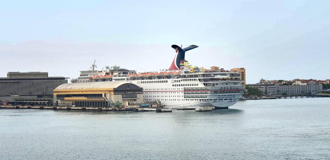 San Juan, Carnival Cruise Ship